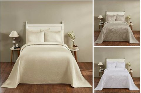 Sophia Bedspread and Sham