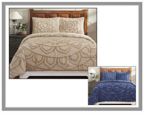 Cleo Comforter With Sham