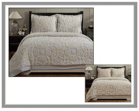 Eden Comforter With Sham