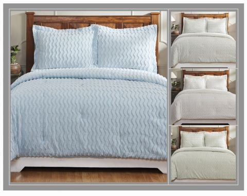 Isabella Comforter With Sham