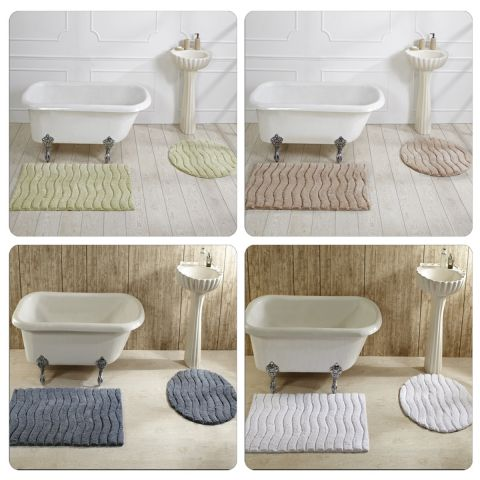 Indulgence Bath Rug