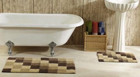 Tiles Bath Rugs