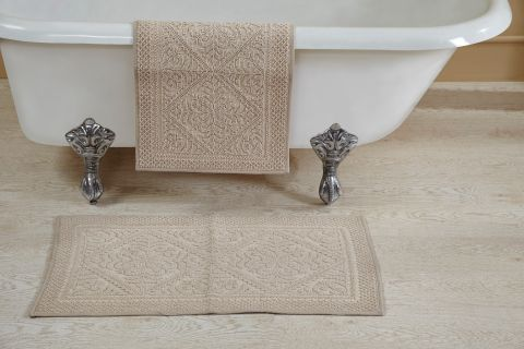 Provence Jacquard 2 Pc Sets Bath Rugs