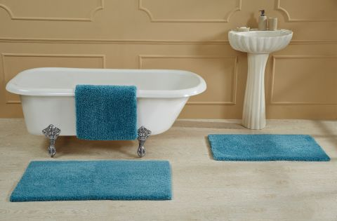 Micro Plush Bath Rugs