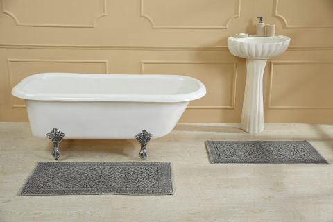 Timeless Jacquard Bath Rugs