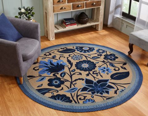 Florina Braided Rugs