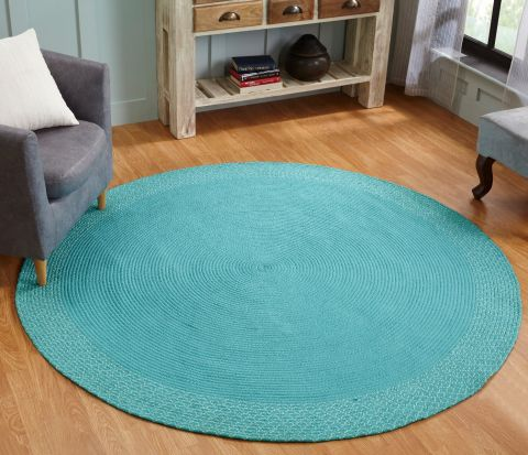 Indoor & Outdoor Braided Rugs