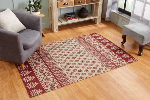 Majestic Collection 3 Piece Set 100% Natural Jute Braided Area Rug
