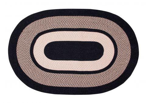 Portland Collection 100% Wool Area Utility Rug