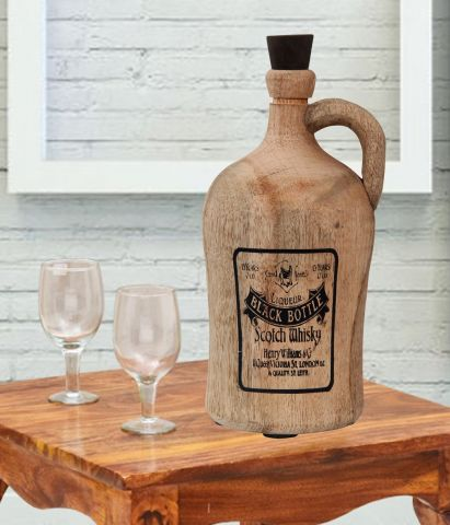 Grove Collection Bottled Printed in Natural