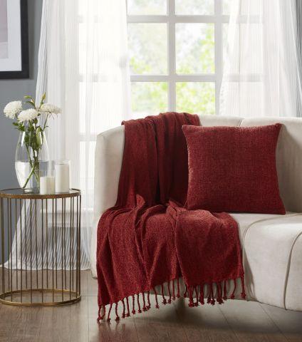 Enrich Collection Throws & Pillows